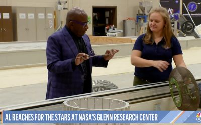 Alumna, NASA Engineer Featured on TODAY Show