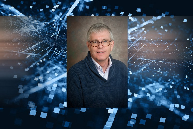 Professor Rudolph Eigenmann, interim chair of the Department of Computer and Information Sciences, is part of a $20 million National Science Foundation-funded project to expand access to artificial intelligence.